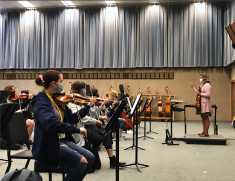 Q&A with new orchestra teacher Nicole DeGuire