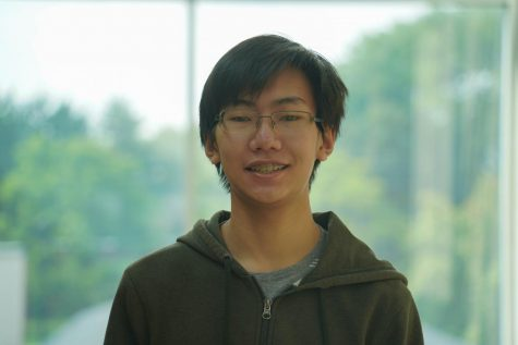 Photo of Nathan Huang