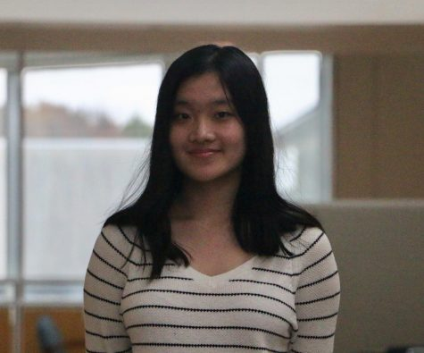Photo of Jasmine Zhang
