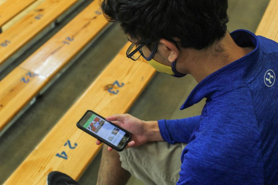 CHS students, teachers become more invested with the NFL through fantasy football
