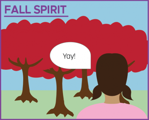 Graphic Perspective: Fall Spirit