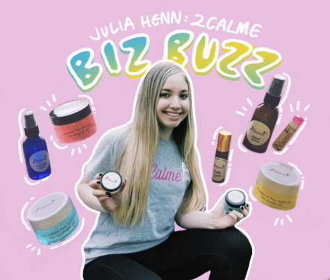 Julia Henn on how she built 2Calme [Biz Buzz]