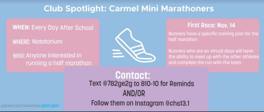 Mini Marathoners