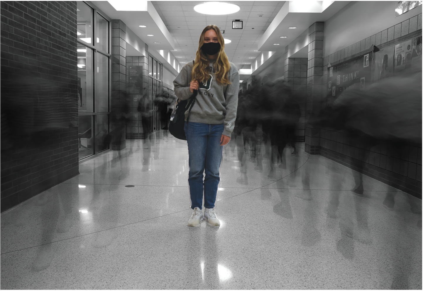 With CHS's large, competitive environment, students assess how pressures foster imposter syndrome