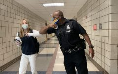 Navigation to Story: School Resource Officers (SROs) adapt to COVID-19, explain day-to-day tasks