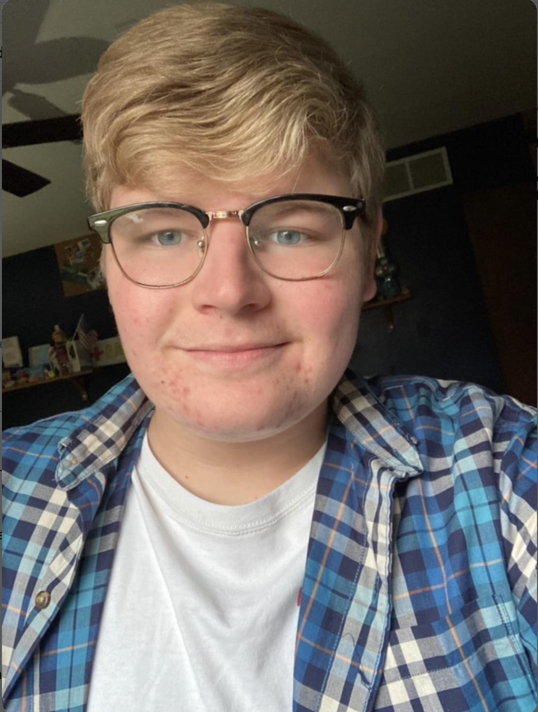 Jacob Young, senior