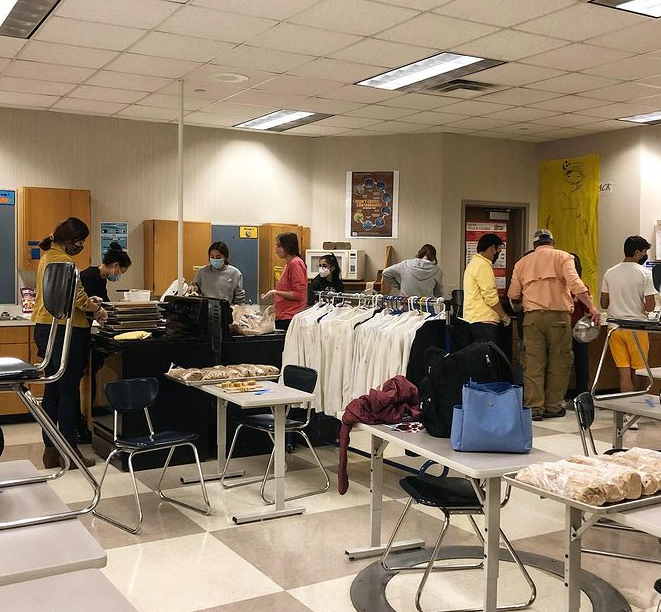 FCCLA shared a post on Instagram with pictures of the club's past pumpkin roll fundraiser. Marissa Cheslock, student leader of FCCLA and senior, said FCCLA will host holiday parties on Dec. 3 and Dec. 10 to celebrate the success of the fundraiser.