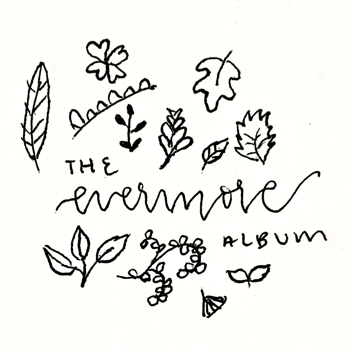 evermore: A Track By Track Review