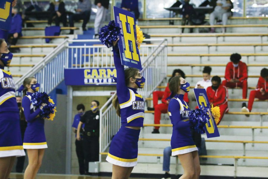 Athletes, coaches practice ways to limit the risk of injury from dangerous cheerleading stunts