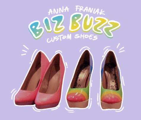 Photo Essay: Anna Franiak on her custom secondhand shoe business [Biz Buzz]