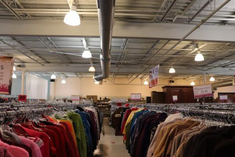 Thrifty Threads (Off the Rack)