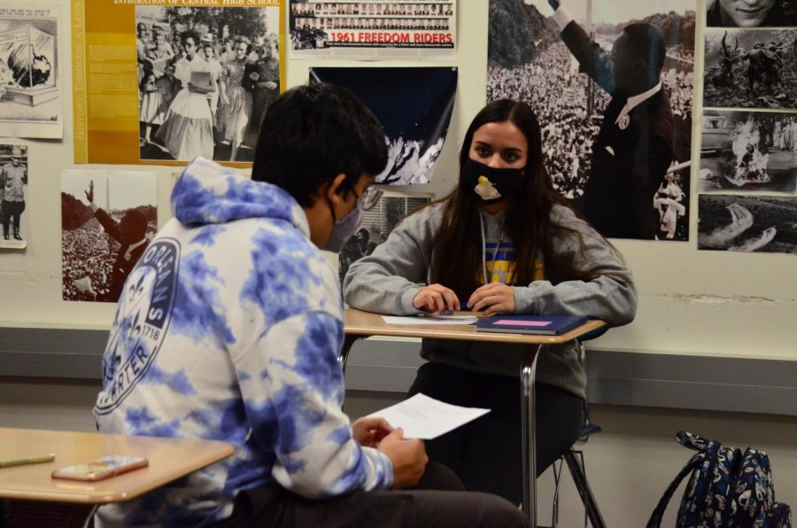 Social studies department to consider a new African-American History class