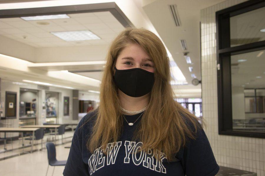 Samantha Schleeter, Sophomore