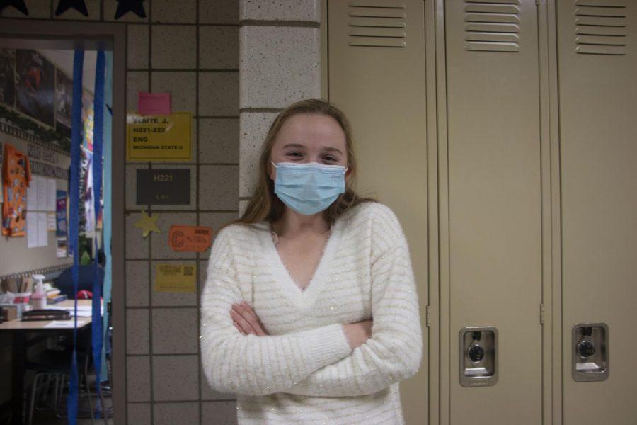 Aila McKeown, freshman