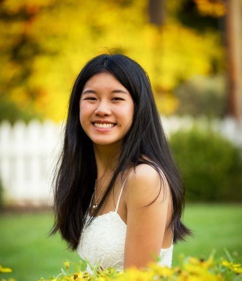 Chloe Chui, senior