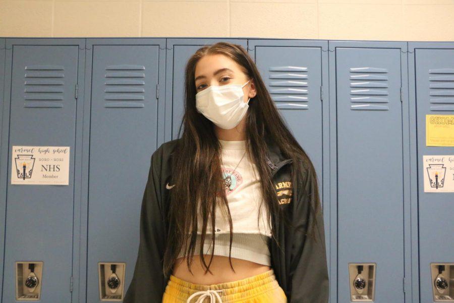 Emily Waddell, sophomore