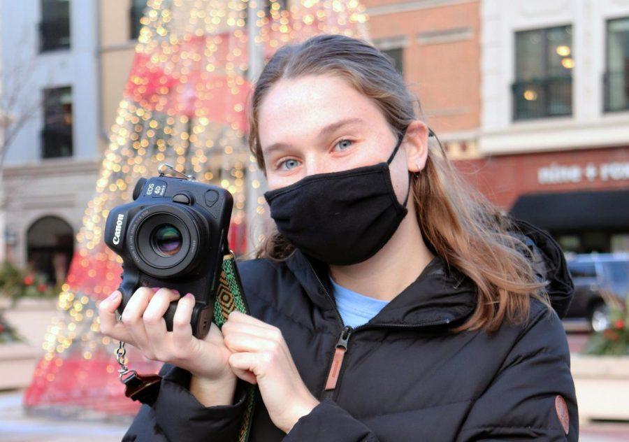 Q&A with portrait photographer, senior Grace Barney