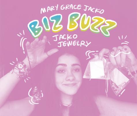 Mary Grace Jacko on running Jacko Jewelry [Biz Buzz]