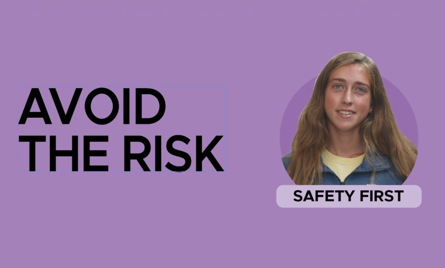 Helmet wearing is crucial for staying safe, students should prioritize safety over image