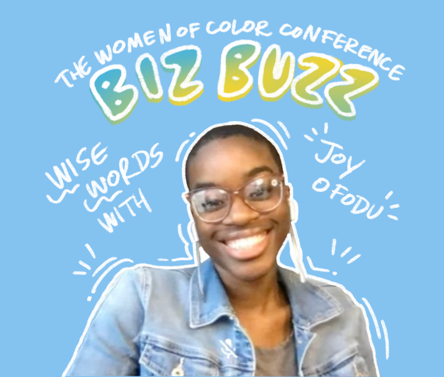 Wise Words: Business-Building Advice From Joy Ofodu [Biz Buzz]