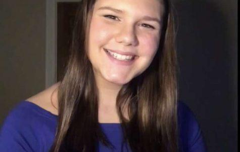 Zoey Hornback, freshman