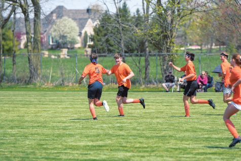 Students, coach consider benefits of participating in recreational sports