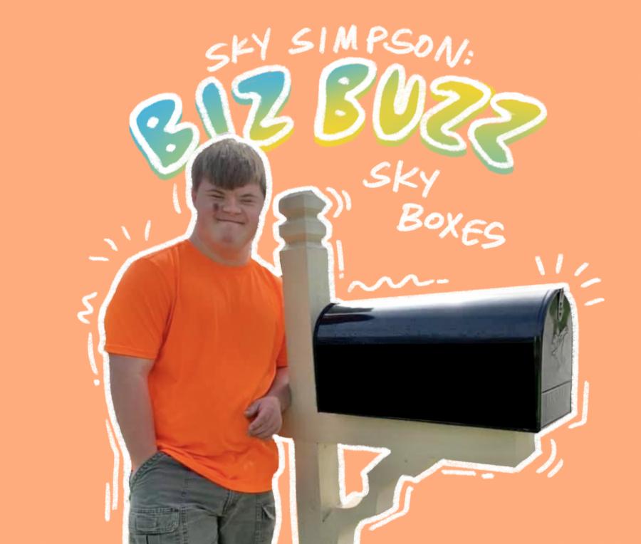 Sky Simpson, father Steve Simpson on running SkyBoxes [Biz Buzz]