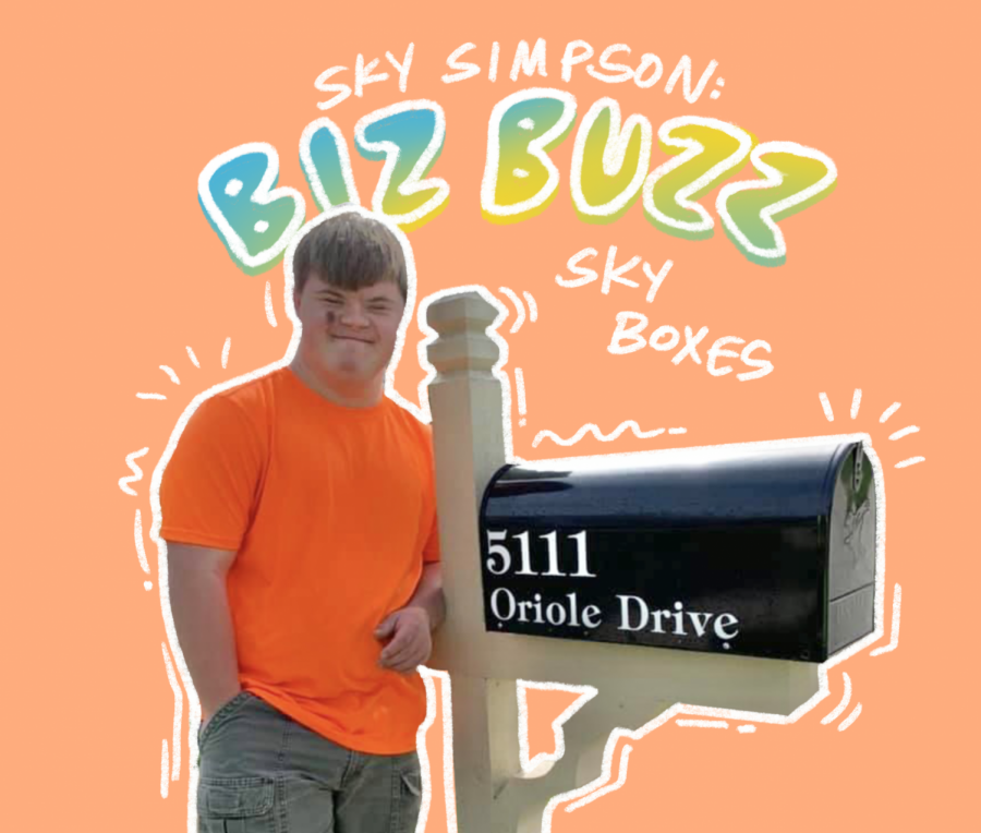 Sky Simpson, father Steve Simpson on running SkyBoxes [Biz Buzz]