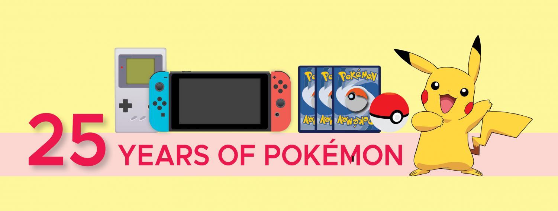 25 Years of Pokémon