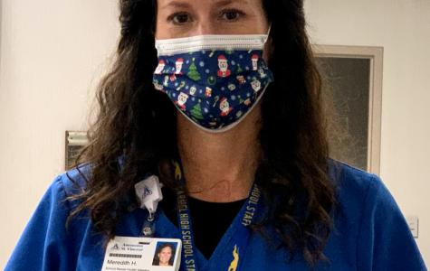Meredith Haines, nurse