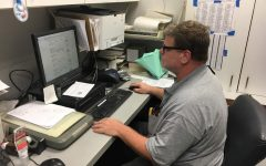 Navigation to Story: Maintenance staff closes the school year, looks towards future