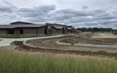 The CCS district finished construction on the new Clay Center elementary school on July 1. The building will be open and running for the 2021-22 school year.