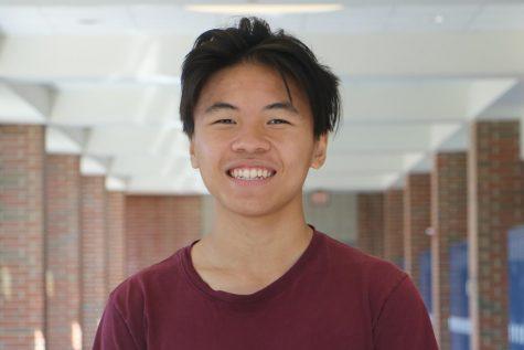 Photo of Daniel Tian