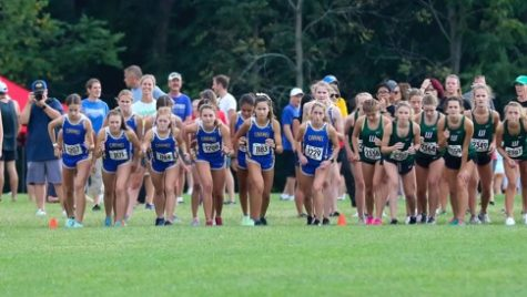 Women's cross-country prepares for Eagle Classic