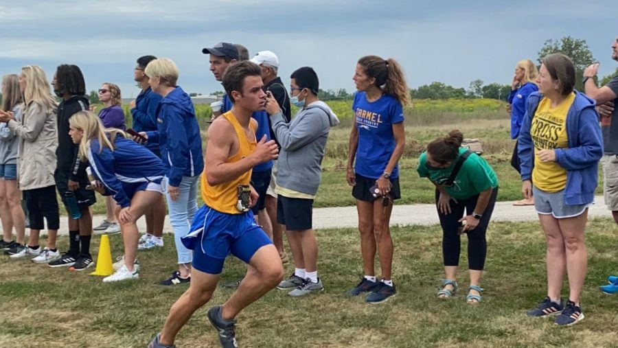 Men's cross-country to compete in Eagle Classic Sept. 11