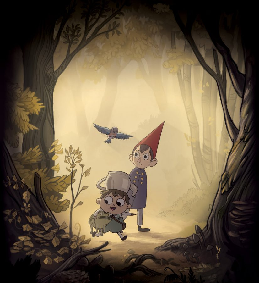 Review: Over the Garden Wall and Atmosphere [MUSE]