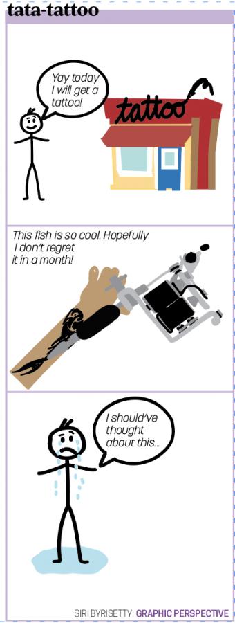 Graphic Perspective: Tata-Tattoo